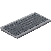 Click&Touch, wireless multimedia keyboard for Smart-TV with touchpad embedded into keys, auto-switch