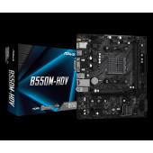 ASRock Main Board Desktop B550M-HDV