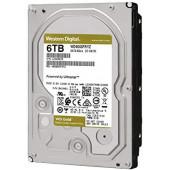 WD Gold 6TB HDD 7200rpm 6Gb/s sATA 256MB cache 3.5