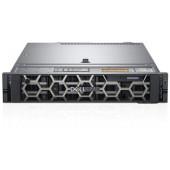 DELL EMC PowerEdge R540 w/(12+2)x3.5in, Intel Xeon Silver 4210R(2.4G,10C/20T,9.6GT/s,13.75M,Turbo,HT