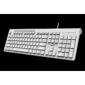 Genius SlimStar 230, tipkovnica, USB, bijela