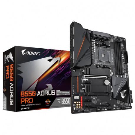 Gigabyte B550 Aorus Pro Priključnice AM4 ATX AMD B550