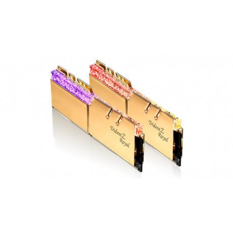 G.Skill Trident Z Royal F4-3600C16D-16GTRGC memorijski modul 16 GB 2 x 8 GB DDR4 3600 MHz