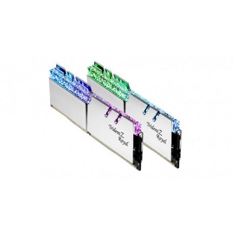 G.Skill Trident Z Royal F4-3600C16D-16GTRSC memorijski modul 16 GB 2 x 16 GB DDR4 3600 MHz