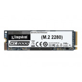 Kingston KC2000 M.2 2 TB PCI Express 3.0 3D TLC NVMe