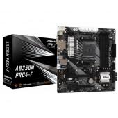 Asrock AMD AM4 Socket AB350M PRO4-F