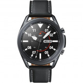 Watch Samsung Galaxy 3 R840 45mm Stainless steel - Black EU