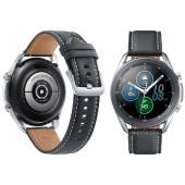 Watch Samsung Galaxy 3 R840 45mm Stainless steel - Silver EU