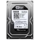 Western Digital Caviar Black 500GB 7200rpm SATA 6Gb/s 64MB