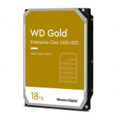 "Western Digital Gold  3.5"" 18 TB SATA"