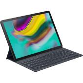 Book Cover s tipkovnicom Samsung Galaxy Tab S5e crni EJ-FT720BBEGGB