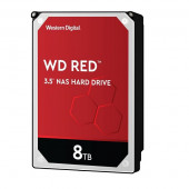 "Western Digital Red 8TB, 3,5"", 256MB 5400rpm, NAS"