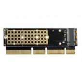 AXAGON PCEM2-1U PCI-E 3.0 16x - M.2 SSD NVMe