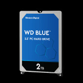 WD Blue Mobile 2TB HDD SATA 6Gb/s 7mm