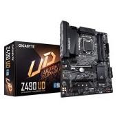 GIGABYTE Z490 UD Intel Z490 s1200, 4xDDR4, HDMI, 2xPCIe  x16, 3xPCIe x1, 6 x SATA, 2 x M.2,  ATX