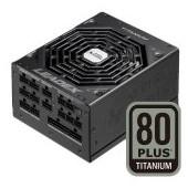 Super Flower Leadex 1600W 80 Plus Titanium, 94+ efficiency, Full Cable Management, black, 5y warrant