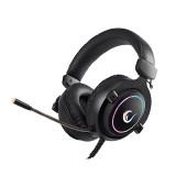 Slušalice RAMPAGE RM-K11 X-Nova, mikrofon, RGB, 7.1 Surround Sound, PC/PS4/Xbox One, crne