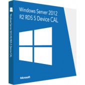 Microsoft Windows Server 2012 Device CALs 5 pack (Standard or Datacenter)