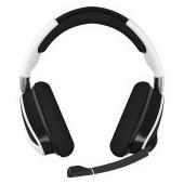 CORSAIR GAMING VOID RGB ELITE Wireless Premium Gaming Headset with 7.1 Surround Sound, White (EU Ver