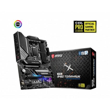 MSI MAG B460 TOMAHAWK LGA 1200 ATX Intel B460