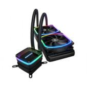 Enermax AQUAFUSION 240 RGB, vodeno hlađenje za procesore Intel LGA 1151 - 2066 / AMD FM1 - AM4 (ELC-AQF240-SQA)