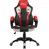 Gaming chair Bytezone Racer PRO (black-grey-red)