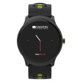 Smart watch, 1.3inches IPS full touch screen, Alloy+plastic body,IP68 waterproof, multi-sport mode w