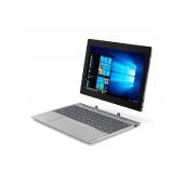 """Tablet LENOVO D330 81H300FJSC, 10.1"""", 4GB, 128GB, Windows 10 Pro, tipkovnica, sivi"""