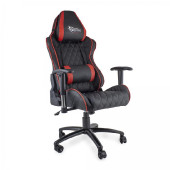WHITE SHARK gaming stolica PRO RACER crno-crvena
