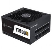SilverStone Strider Essential Series, 500W 80 Plus Gold ATX PC Power Supply, Low Noise 135mm, 100% m