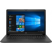 "Laptop HP 17-ca0200ng Jet Black / AMD Ryzen™ 3 / RAM 8 GB / SSD Pogon / 17,3"" HD+"