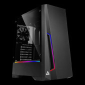 Kućište ANTEC The Original Dark Phantom DP501, MIDI, ATX, crno, bez napajanja
