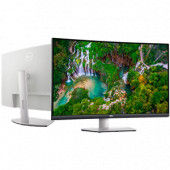 "Monitor 32"" DELL S3221QS, 4K UHD 60Hz, 4ms, 300cd/m2, 3000:1, crno/sivi"