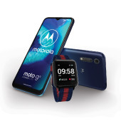 "Smartphone MOTOROLA G8 Power Lite DS, 6.5"", 4GB, 64GB, Android 9, plavi + poklon Smartwatch Lenovo S2"