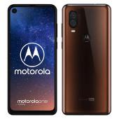 "Smartphone MOTOROLA One Vision, 6.3"", 4GB, 128GB, Android 9.0, brončani"
