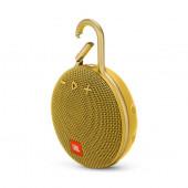 Zvučnik JBL CLIP 3, bluetooth, vodootporan, žuti