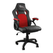 WHITE SHARK gaming stolica KINGS THRONE crno-crvena