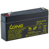 Avacom UPS baterija 6V 1,2Ah F1 (WP1,2-6)