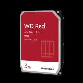 WD Red 3TB SATA 6Gb/s 64MB Cache Internal 8,9cm 3,