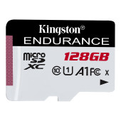 KINGSTON 128GB microSDXC Endurance C10