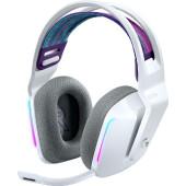 G733 LIGHTSPEED Wireless Gaming Headset, bijele