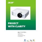 ACER X118HP DLP 3D SVGA 4000Lm