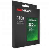 "Hikvision C100 SSD 240GB, 2,5"", R550/W450"