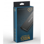 Hikvision ESSD T200N 256GB USB3.0 Crni