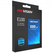 "Hikvision E100 SSD 256GB, 2,5"", R550/W450"