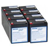 Avacom UPS baterija Cyclon 2V 2,5Ah D Cell