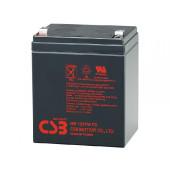 Avacom UPS baterija CSB 12V 5,1Ah F2 (HR1221WF2)