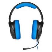 Corsair HS35 STEREO Gaming Headset, Blue (EU Version)