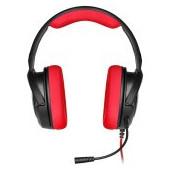 Corsair HS35 STEREO Gaming Headset, Red (EU Version)