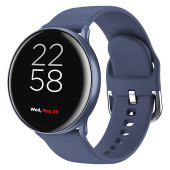 CANYON Marzipan SW-75 Smart watch, 1.22inches IPS full touch screen, aluminium+plastic body,IP68 wat